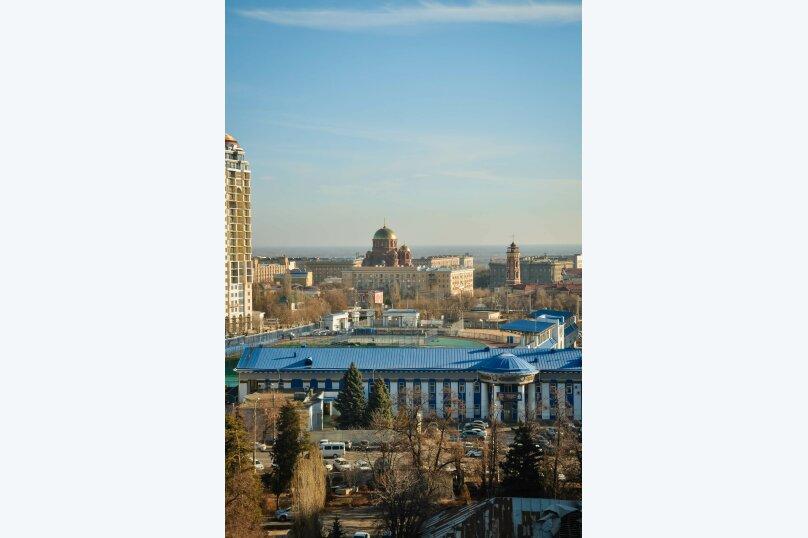 1-комн. квартира, 47 кв.м. на 4 человека, Донецкая улица, 16А, Волгоград - Фотография 26