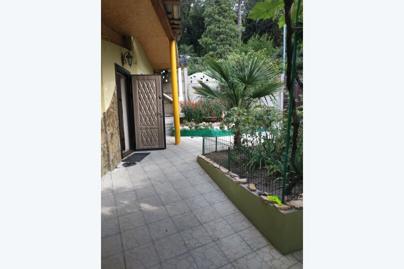 Дом, 50 кв.м. на 5 человек, 2 спальни, Янтарная улица, 6В, Отрадное, Ялта - Фотография 12