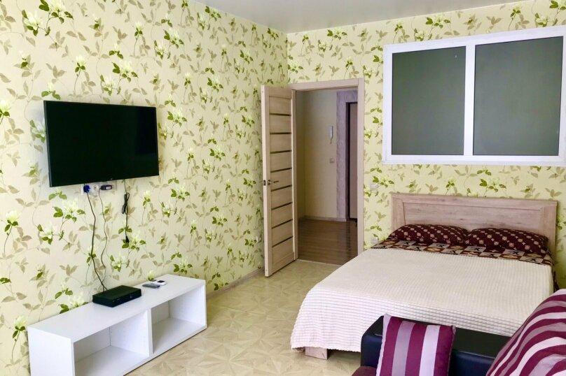 1-комн. квартира, 45 кв.м. на 4 человека, Красная улица, 176лит1, Краснодар - Фотография 2