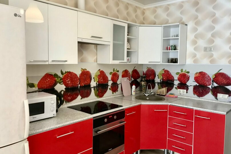 1-комн. квартира, 45 кв.м. на 4 человека, Красная улица, 176лит1, Краснодар - Фотография 4