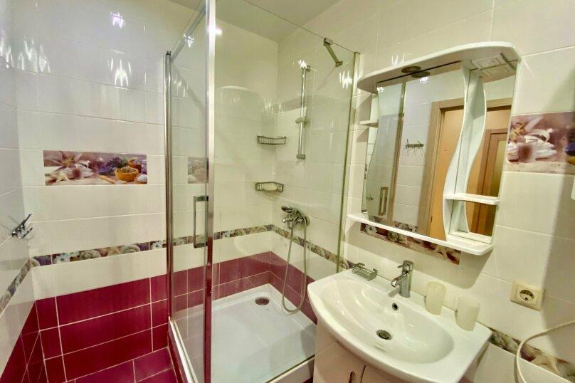 1-комн. квартира, 45 кв.м. на 4 человека, Красная улица, 176лит1, Краснодар - Фотография 8