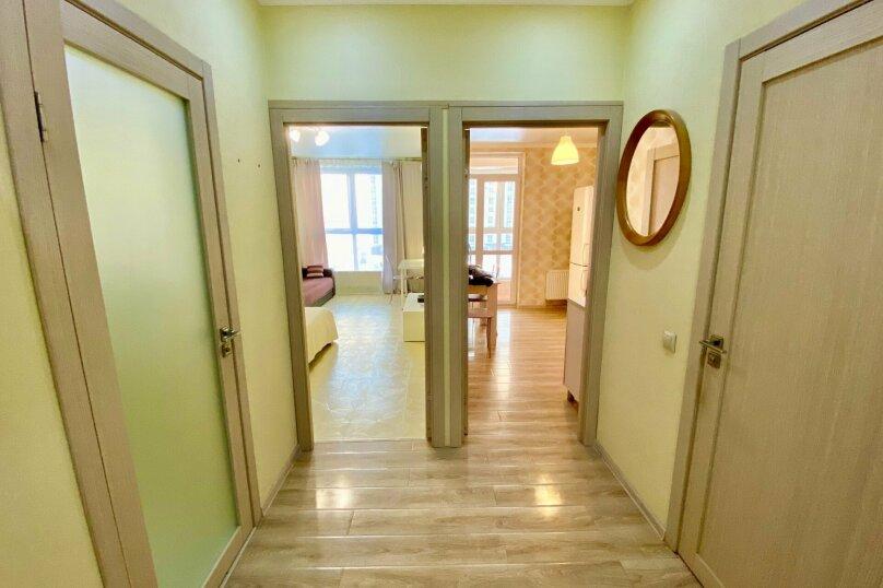 1-комн. квартира, 45 кв.м. на 4 человека, Красная улица, 176лит1, Краснодар - Фотография 11