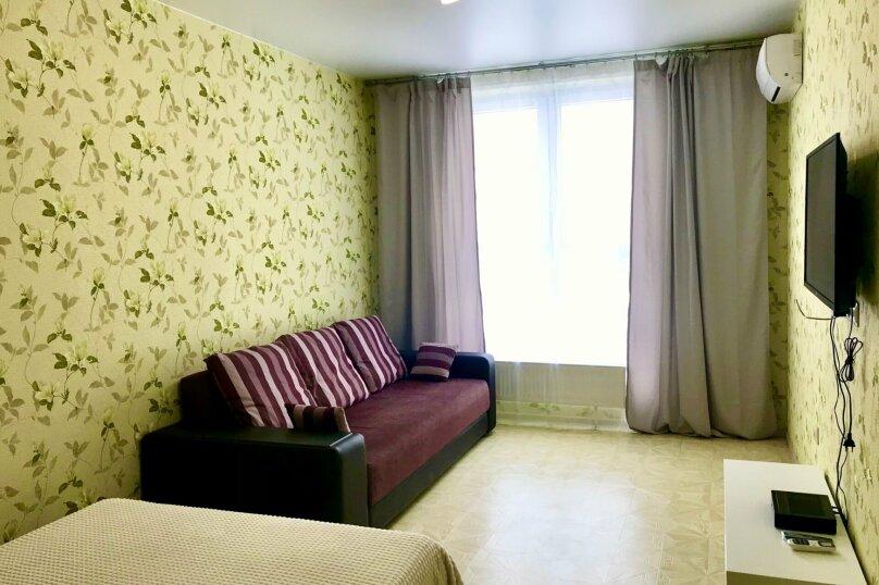 1-комн. квартира, 45 кв.м. на 4 человека, Красная улица, 176лит1, Краснодар - Фотография 1