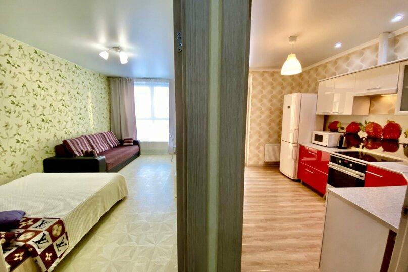 1-комн. квартира, 45 кв.м. на 4 человека, Красная улица, 176лит1, Краснодар - Фотография 17