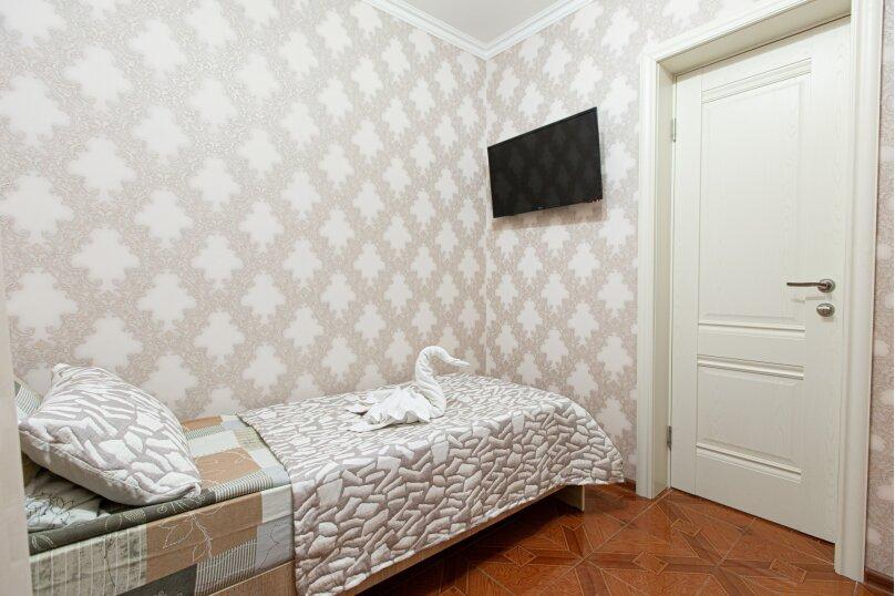 Одноместный эконом с общей ванной комнатой, улица Куйбышева, 53, Адлер - Фотография 1