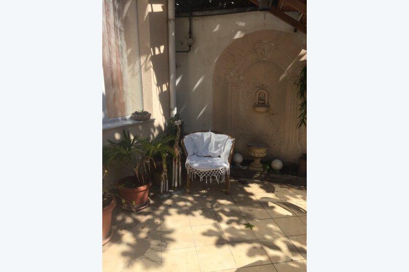 Гостевой дом  с двориком  студия №2 пляж чистый, 22 кв.м. на 3 человека, 1 спальня, Поликуровская улица, 5, Ялта - Фотография 20
