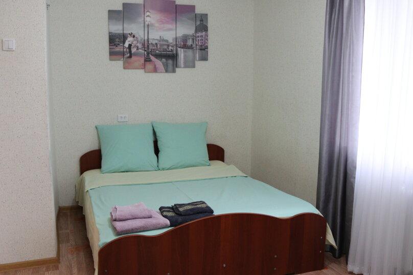 1-комн. квартира, 35 кв.м. на 4 человека, улица Пархоменко, 5, Волгоград - Фотография 4