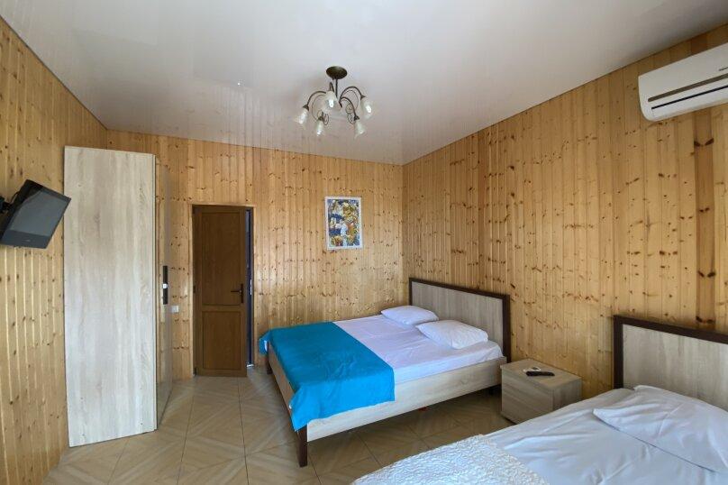 Гостиница 1145459, Приморская улица, 3 на 4 комнаты - Фотография 28
