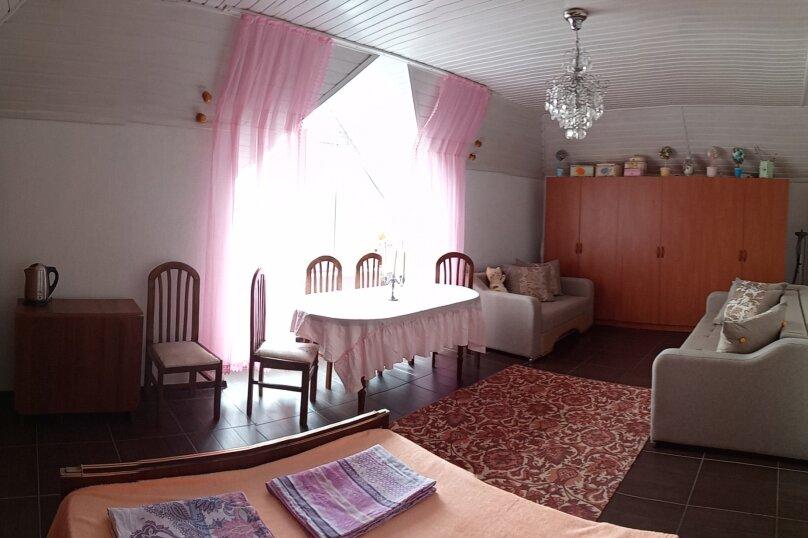 Семейный номер (мансарда), улица Верхняя Дорога, 85А, Анапа - Фотография 4