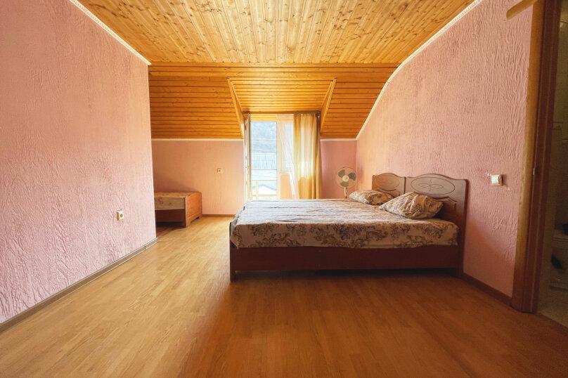 Улучшенный семейный номер, Молодёжная улица, 41, Солнечногорское - Фотография 2