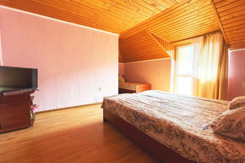 Улучшенный семейный номер, Молодёжная улица, 41, Солнечногорское - Фотография 1