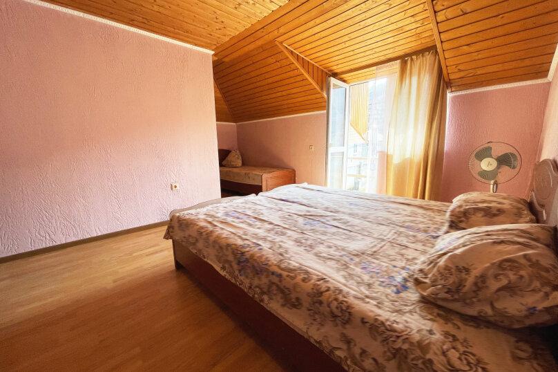 Улучшенный семейный номер, Молодёжная улица, 41, Солнечногорское - Фотография 5