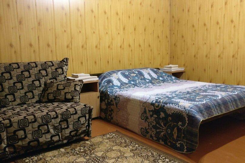 Домик с террасой, поселок Гячрыпш, ул. Песочная, 9А, Гагра - Фотография 1