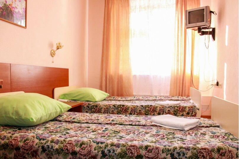 Двухместный номер с двумя отдельными кроватями , улица Маяковского, 51, Сургут - Фотография 2