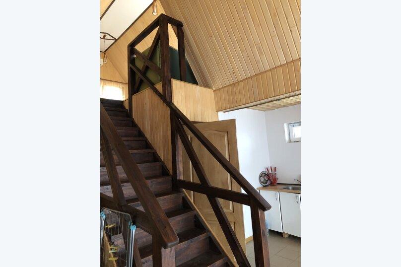 Дом, 100 кв.м. на 8 человек, 2 спальни, Крымская , 4, Мирный, Крым - Фотография 2