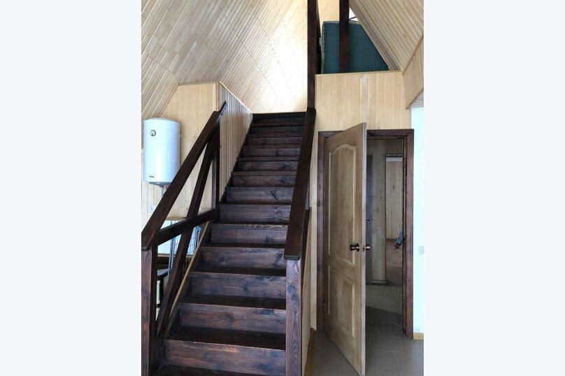Дом, 100 кв.м. на 8 человек, 2 спальни, Крымская , 4, Мирный, Крым - Фотография 8