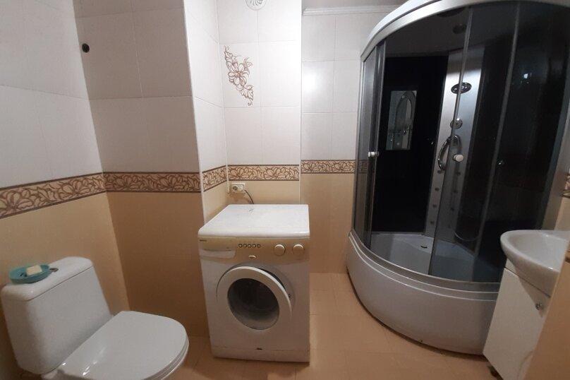 Квартира в частном секторе центра., 54 кв.м. на 6 человек, 1 спальня, ул. Крылова , 19, Симферополь - Фотография 18