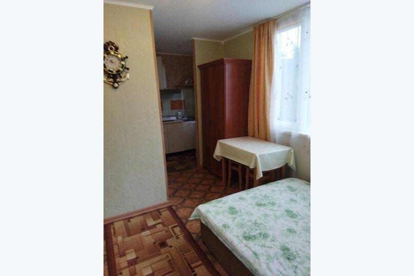 Домик с видом на море, 18 кв.м. на 3 человека, 1 спальня, Ялтинская, 18, Алупка - Фотография 28