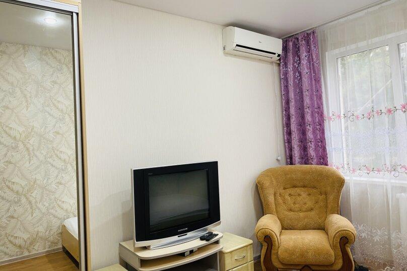 2-комн. квартира, 36 кв.м. на 4 человека, Нагорная улица, 14, Партенит - Фотография 3