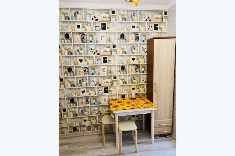2-комн. квартира, 36 кв.м. на 4 человека, Нагорная улица, 14, Партенит - Фотография 4
