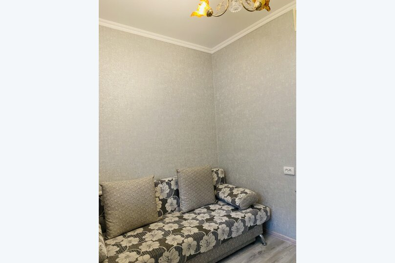 2-комн. квартира, 36 кв.м. на 4 человека, Нагорная улица, 14, Партенит - Фотография 5
