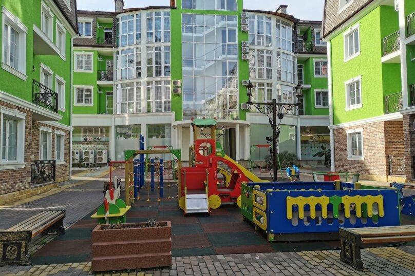 1-комн. квартира, 25 кв.м. на 2 человека, Таврическая улица, 7Б, Сочи - Фотография 13