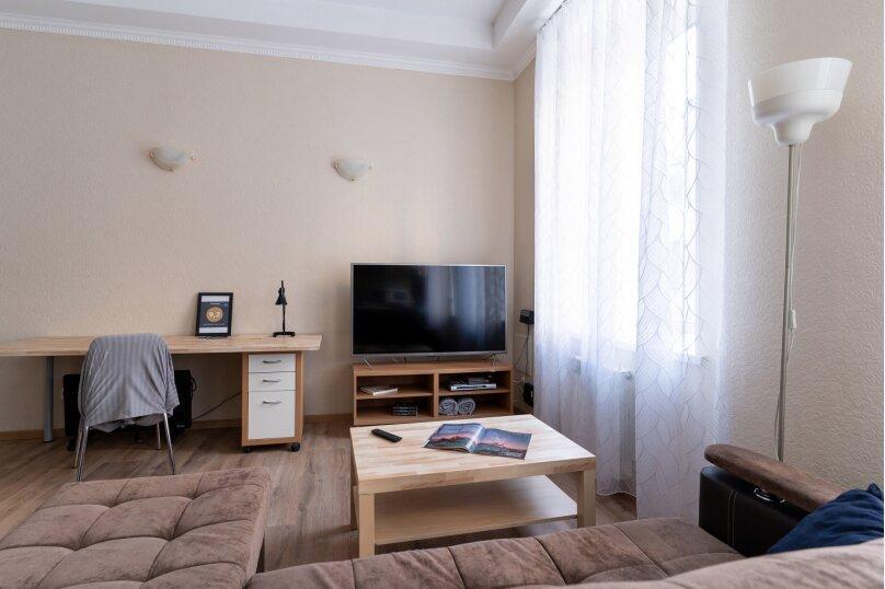 4-комн. квартира, 100 кв.м. на 6 человек, Невский проспект, 106, метро Маяковская, Санкт-Петербург - Фотография 6