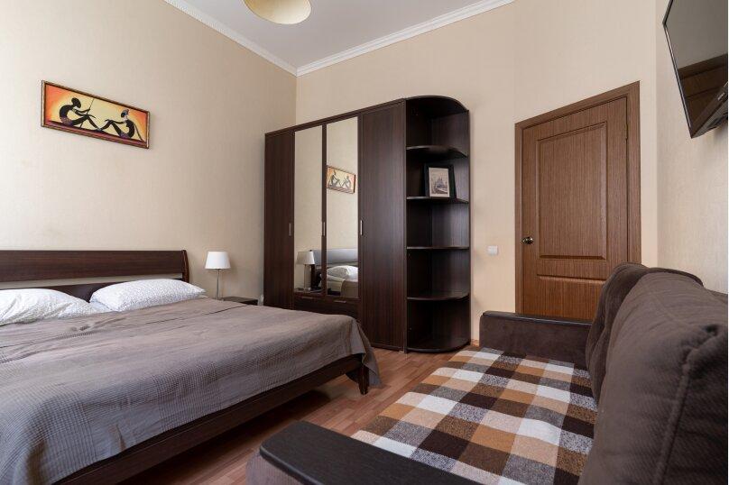4-комн. квартира, 100 кв.м. на 6 человек, Невский проспект, 106, метро Маяковская, Санкт-Петербург - Фотография 12