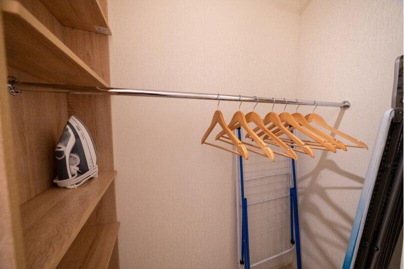 1-комн. квартира, 35 кв.м. на 4 человека, улица Карла Маркса, 127, Красноярск - Фотография 12