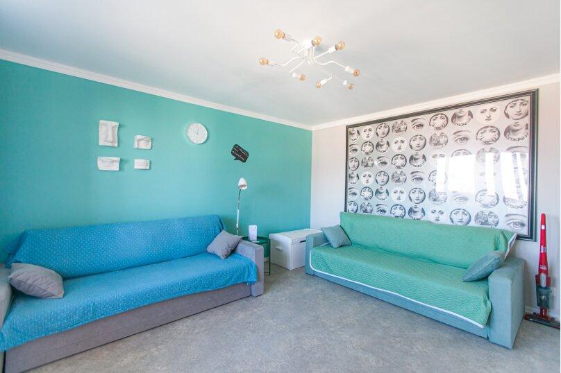 2-комн. квартира, 42 кв.м. на 6 человек, улица Генерала Павлова, 22, Калининград - Фотография 9