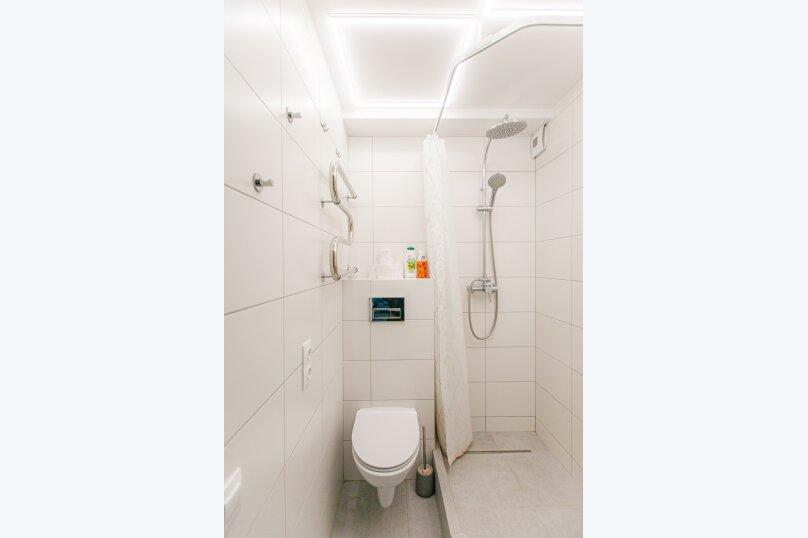 2-комн. квартира, 42 кв.м. на 6 человек, улица Генерала Павлова, 22, Калининград - Фотография 26