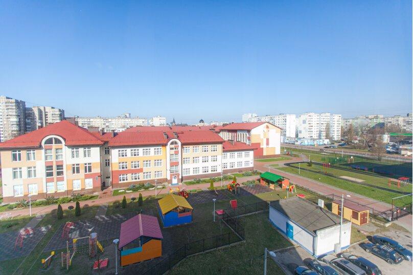2-комн. квартира, 42 кв.м. на 6 человек, улица Генерала Павлова, 22, Калининград - Фотография 27