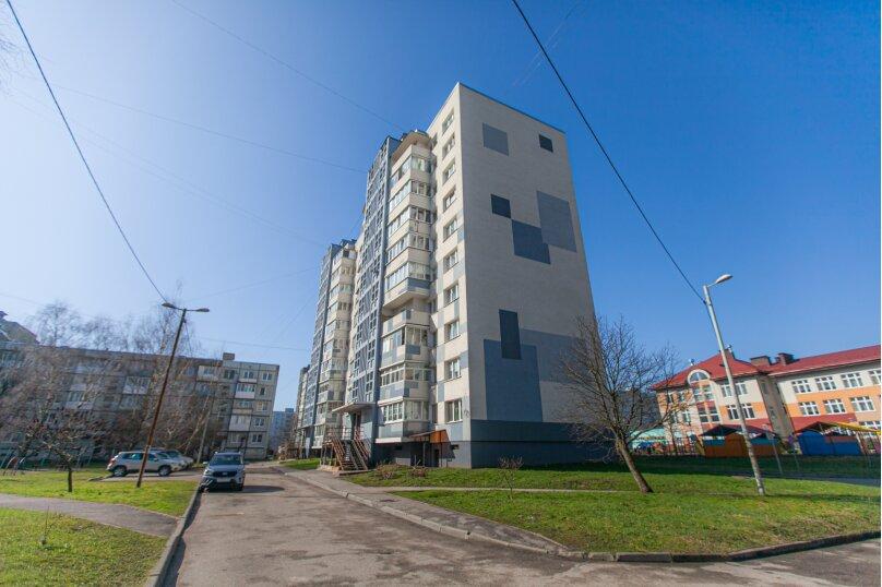 2-комн. квартира, 42 кв.м. на 6 человек, улица Генерала Павлова, 22, Калининград - Фотография 29