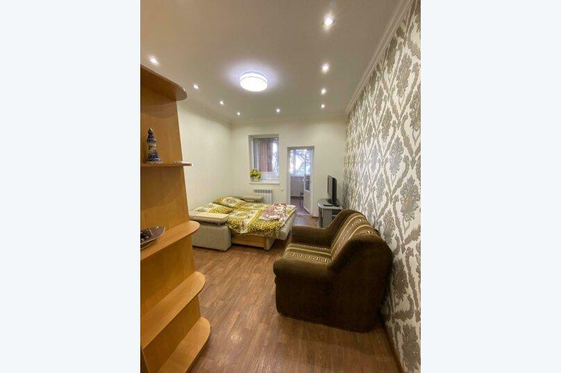 Часть дома с  отдельным входом, 80 кв.м. на 5 человек, 2 спальни, Маратовская улица, 57, Гаспра - Фотография 3