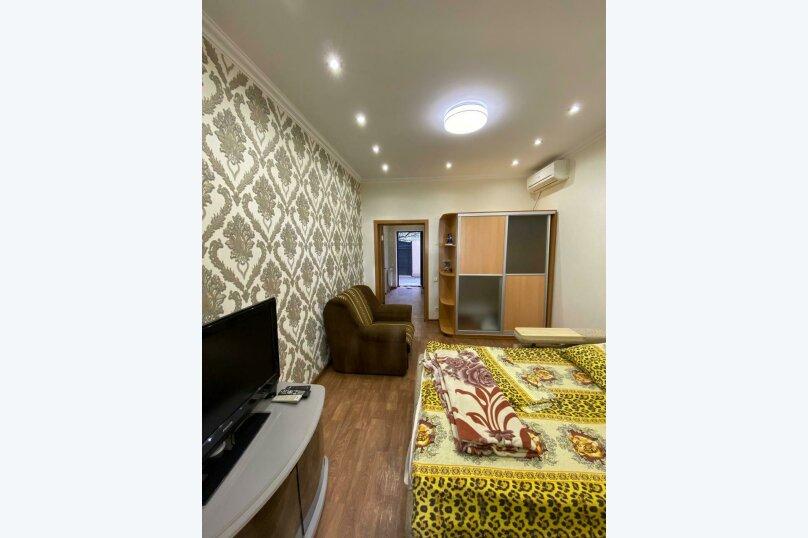 Часть дома с  отдельным входом, 80 кв.м. на 5 человек, 2 спальни, Маратовская улица, 57, Гаспра - Фотография 4