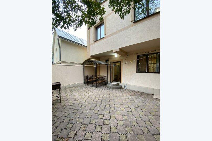 Часть дома с  отдельным входом, 80 кв.м. на 5 человек, 2 спальни, Маратовская улица, 57, Гаспра - Фотография 7