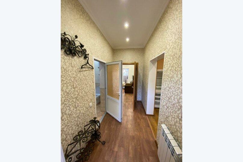 Часть дома с  отдельным входом, 80 кв.м. на 5 человек, 2 спальни, Маратовская улица, 57, Гаспра - Фотография 9