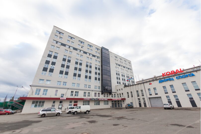 Гостиница Корал, Пограничная улица, 50 на 14 номеров - Фотография 4