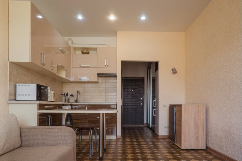 Апартаменты-студио в «ЖК Алмаз», улица Блюхера, 19 на 10 номеров - Фотография 63