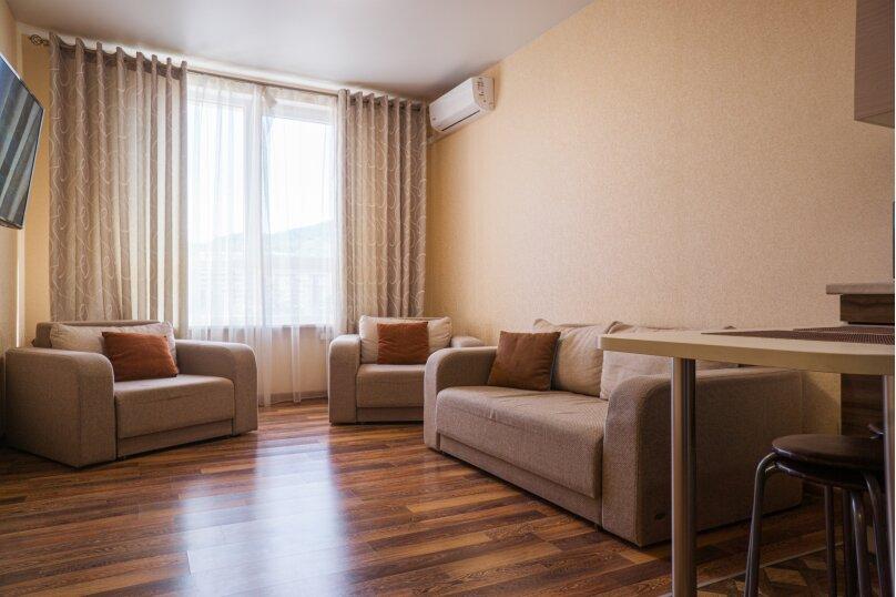 Апартаменты-студио в «ЖК Алмаз», улица Блюхера, 19 на 10 номеров - Фотография 64