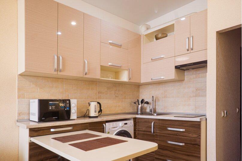 Апартаменты-студио в «ЖК Алмаз», улица Блюхера, 19 на 10 номеров - Фотография 66