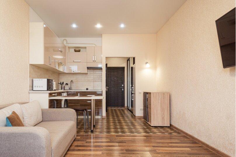 Апартаменты-студио в «ЖК Алмаз», улица Блюхера, 19 на 10 номеров - Фотография 70
