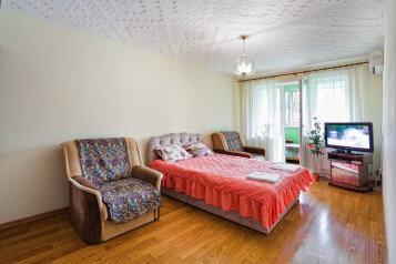 1-комн. квартира, 38 кв.м. на 3 человека, Блюхера , 10, Ялта - Фотография 1