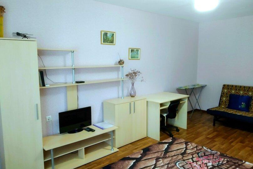 1-комн. квартира, 38 кв.м. на 4 человека, улица Валерия Гассия, 14, Краснодар - Фотография 6