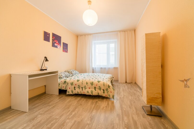 2-комн. квартира, 59 кв.м. на 5 человек, Комендантский проспект, 17к1, Санкт-Петербург - Фотография 2