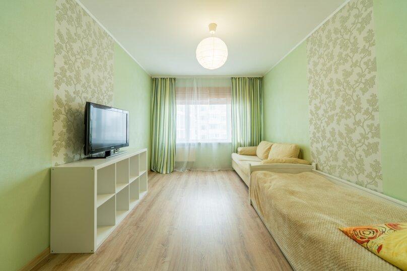 2-комн. квартира, 59 кв.м. на 5 человек, Комендантский проспект, 17к1, Санкт-Петербург - Фотография 4