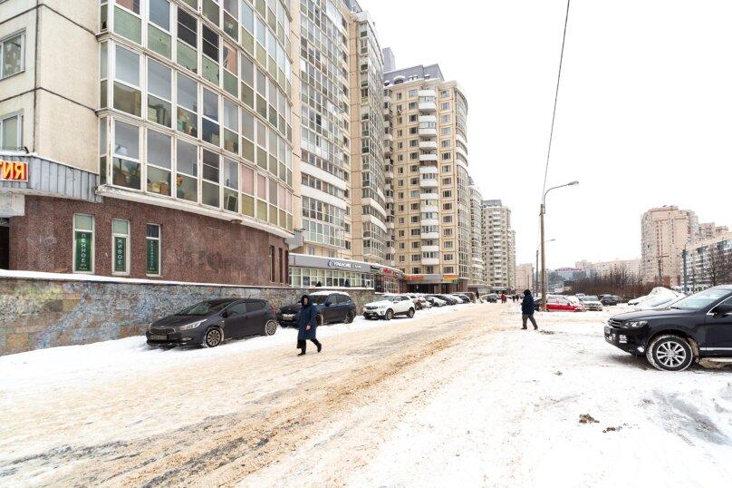 2-комн. квартира, 59 кв.м. на 5 человек, Комендантский проспект, 17к1, Санкт-Петербург - Фотография 16