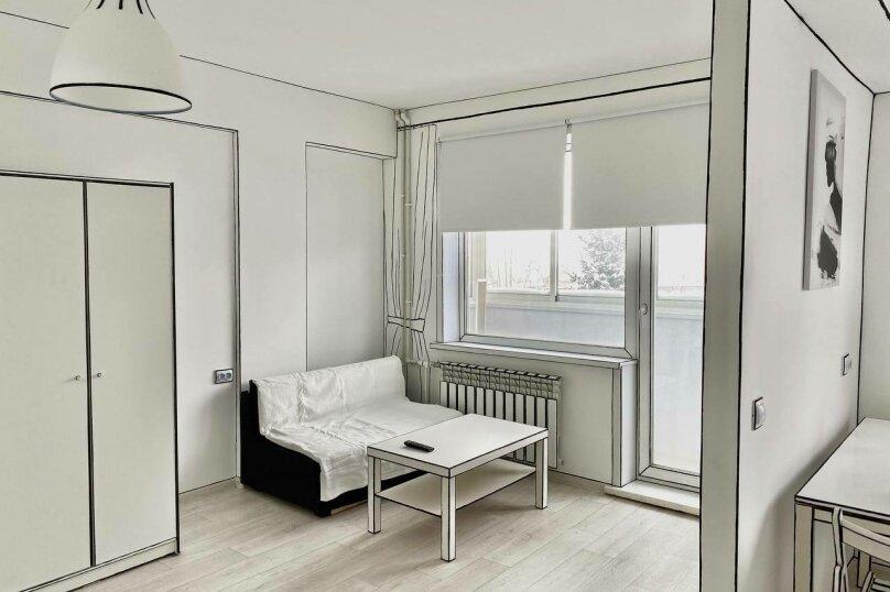 1-комн. квартира, 35 кв.м. на 3 человека, улица Мира, 1, Юрга - Фотография 13
