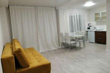 2-комн. квартира, 45 кв.м. на 4 человека, улица Дубровинского, 52, Красноярск - Фотография 1