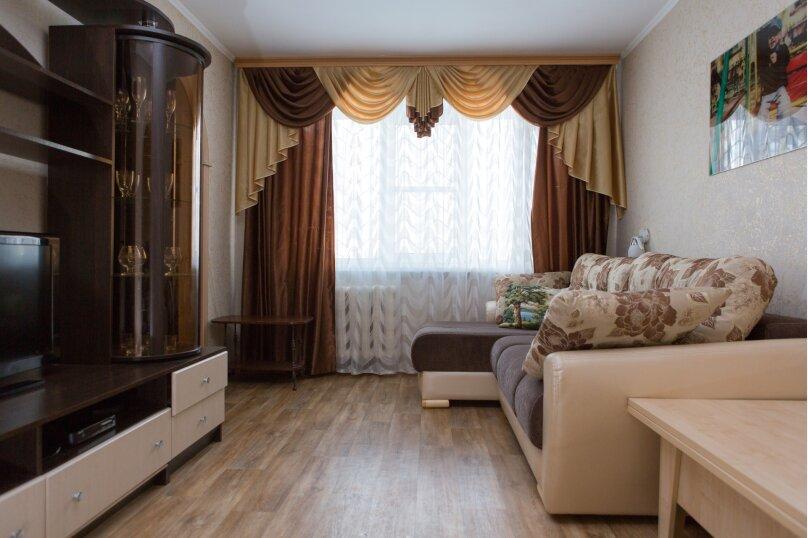 3-комн. квартира, 60 кв.м. на 8 человек, Набережная улица, 1, Орехово-Зуево - Фотография 3